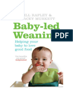 Descargar Baby Led Weaning by Gill Rapley Tracey Murkett Libro