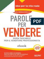 Parole Per Vendere (Lingustica) - Paolo Borzacchiello