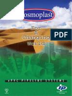 Cosmoplast-Changing World 2012