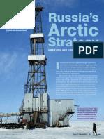 ZYSK Russia s Arctic Strategy