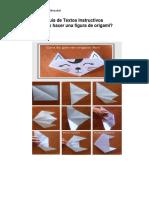 Guía de Textos Instructivos
