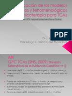 Psicoterapia Sistémica y Fenomenología TCAs