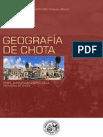 Geografia de Chota
