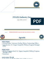 FFG(X) Industry Day Brief FINAL