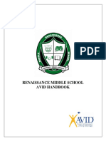 Revised RMS AVID Handbook
