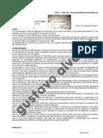 Proyecto Adhesión a Ley de Deporte de la PBA