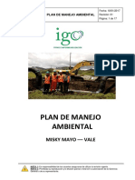 1. Plan de Manejo Ambiental Igc