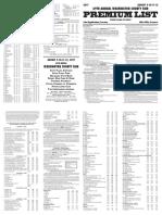 fair premium list 2817 paper