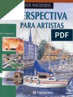 Perspectiva - La Perspectiva Para Artistas - Parramon