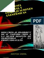 Anestesia General y Otros.1