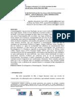 2010 - I ENILL - O PROCESSO DE MONOTONGAÇÃO NA FALA DOS ESTUDANTES UNIVERSITÁRIOS–UFSITABAIANA UMA ABORDAGEM SOCIOLINGUÍSTICA.pdf