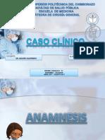 Caso Clinico Apendicitis Grado 2