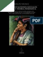 Rosa Pu Tzunux - Representaciones Sociales Mayas y Teoria Feminista