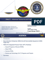 Advanced Tactical Aircraft Protection Systems PMA272