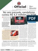 Diário Oficial Estado de São Paulo