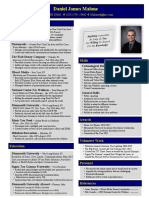 daniel malone 2016 resume  jan