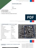 Presentación Proyectos Quiero Mi Barrio Quinta Normal
