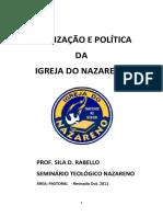 Organizacao e Politica
