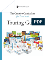 The Creative Curriculum for Preschool Touring Guide