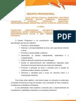 Proposta Profissional 2 Serie TECNÓLOGOS