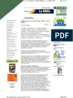Confusiones Con El Término Lepra en La Biblia -Samuel Pagán