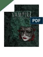 BNS - Vampiro- A Máscara - Português (Brasil)