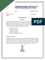 Deber de Mecanica de Fluidos- Barometros