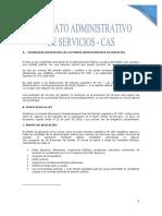 CAS Direccion de Personal II