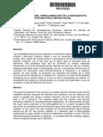 Analisis de La Señal Termoluminiscente en La HAp Sintetizada Por El Mètodo Sol-gel