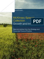 McKinsey Special Collections Growth Innovation