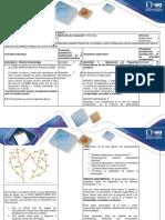 Guía de actividades y rubrica de evaluación Paso 5 (Componente práctico) Diseño de un prototipo a partir (limitaciones) de los componentes del LEGO (1)