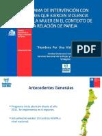 Presentacion Centro Hevpa - Salud 2017