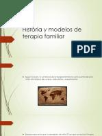 Historia y Modelos de Terapia Familiar_Sesión 1