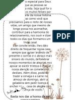 Convite Padrinhos e Pajem