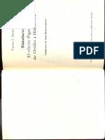 Victor I. Stoichita-Simulacros. El efecto Pigmalión