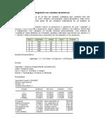 Regresión Con Variables Dicotómicas