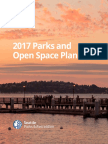 2017 Parks and Open Space Plan