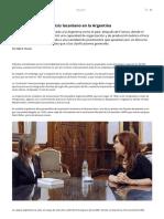 La hegemonía del análisis lacaniano en la Argentina - Télam - Agencia Nacional de Noticias