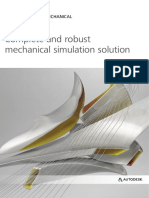 Simulation Mechanical 2016 Brochure