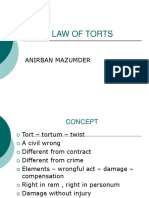 LAW OF TORTS.ppt