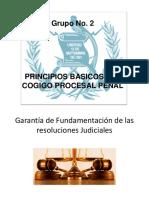 Presentacion Procesal Penal