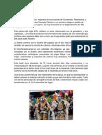 4 Danzas de Centro America