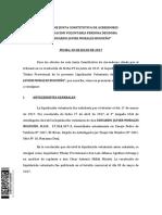 C-1241-2017 20170805 Informe Art 193 en Cumplimiento Del 195