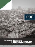 Compendio Normativo de Urbanismo Abr2016