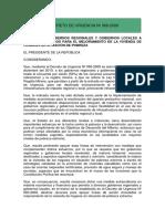 7.- D.U N° 069-2009