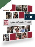 Attendant Training-Student Program - Interactive