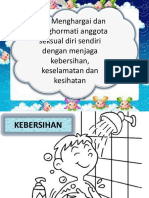 Cara Menghargai dan Menghormati Anggota Diri Sendiri dengan Menjaga Kebersihan, Keselamatan dan Kesihatan.pptx