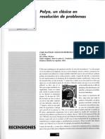 Polya como plantear y resolver problemas.pdf