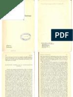 Simmel, Georg - digresión acerca de la comunicación escrita