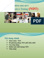 Intro to NDT